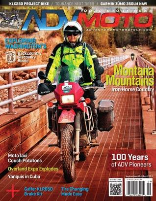 ADV Moto Sep 2013