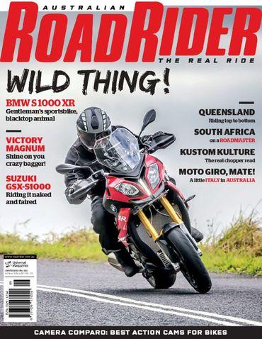 Australia Road Rider