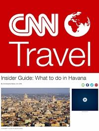 CNN Insiders Havana