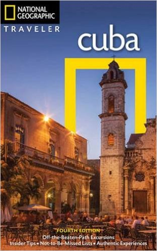 National Geographic Traveler Cuba 4th edition