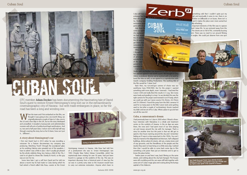 Zerb story