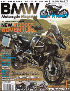 BMW Motorcycle Magazine 300