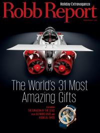 Robb Report 12 2015