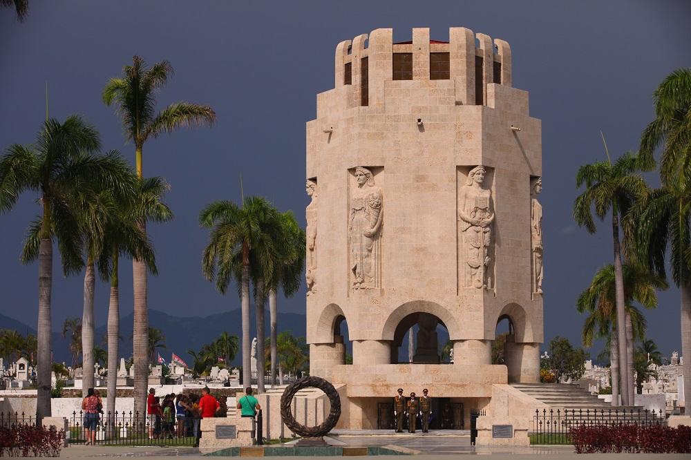 IMG_8861 Panteon de Jose Marti, Santiago de Cuba; copyright Christopher P Baker