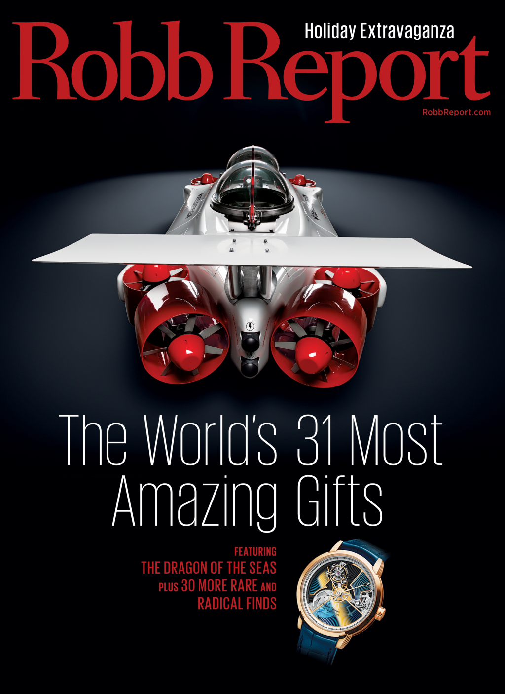 Robb Report 12 2015 full