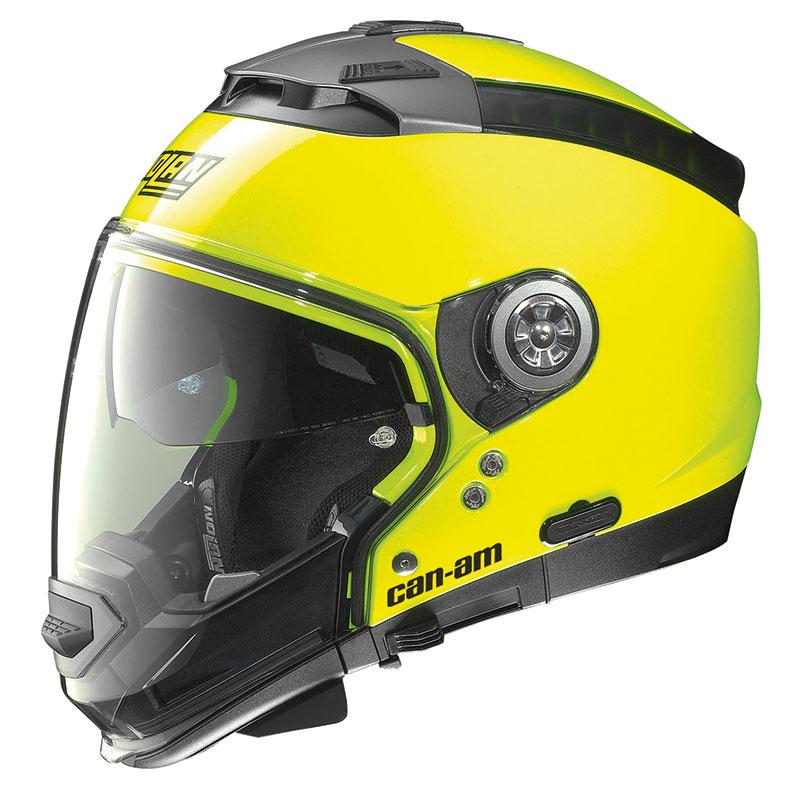 Nolan N44  crossover high-visibility helmet