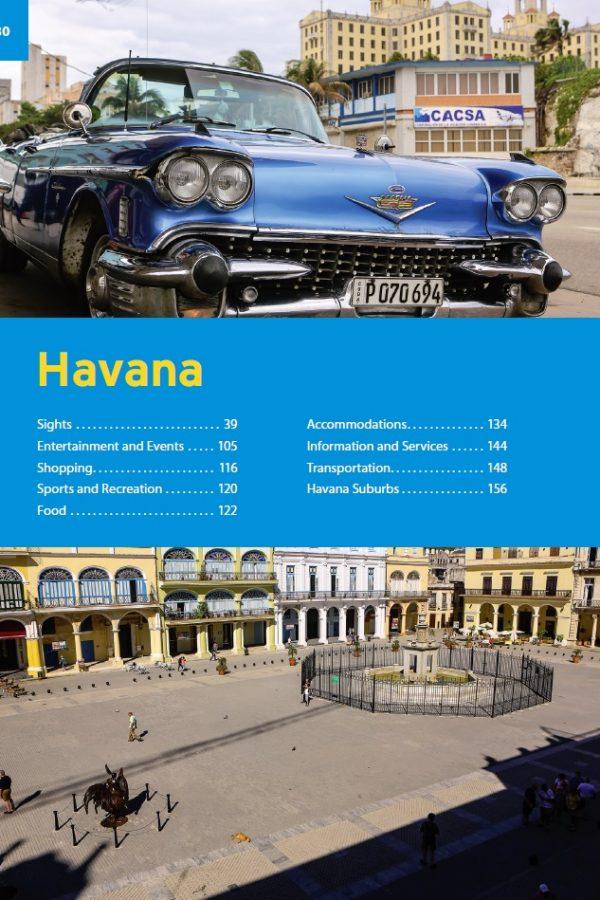 Moon Cuba guidebook havana1