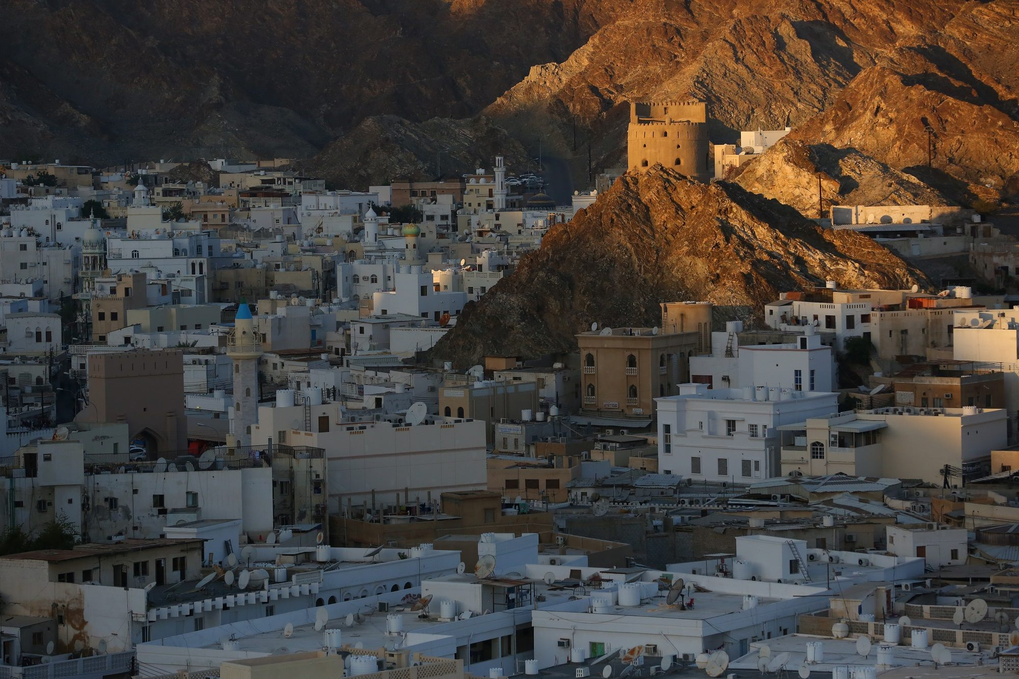 Muscat & Oman (Jim Cline Photo Tours) | Christopher P Baker